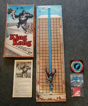 King kong 1976 ideal toy corp rare