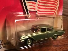 1961 ford galaxie atf verde johnny