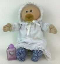 Preemie doll w pacifier and full