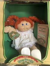 Cabbage patch kid 1984 brittany