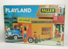 Playland jeep garage nr 3418 ovp