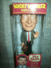 Mr bean wacky wobbler bobble head
