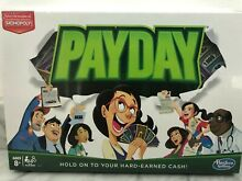 Pay day board game by hasbro makers