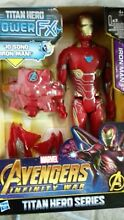 Avengers iron man titan hero power