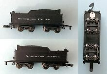 Z scale northern pacific tender for