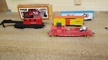 Model train carriages ho scale