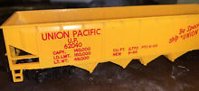 Union pacific yellow red black