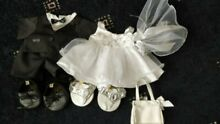 Clothes bundle bride groom