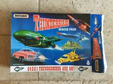 Matchbox rescue pack used
