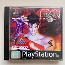Tekken 3 ps1 pal arcade stick
