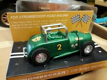 1 32 scale hot rod condition green