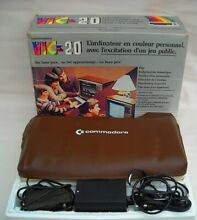 Commodore vic 20 computer system