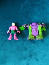 Imaginext dc lex luther figure and