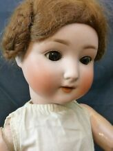 Spbh 1909 german bisque doll