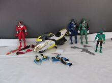 Lot figurines time force spd
