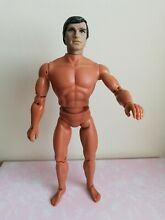 Articulated doll palitoy action man