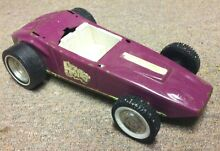 Ford hot rod roadster car pressed