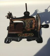 Sewing machine child s small toy