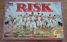 Parker game the world conquest game