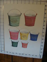 11 x 14 toy poster tin toy pails 23