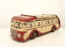 Reisebus 830 tin bus coach toy