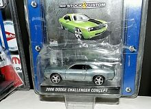 Greenlight muscle garage 2006 dodge