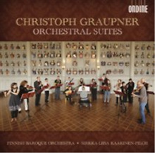 Christoph orchestral suites uk
