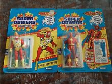 Firestorm and red tornado moc