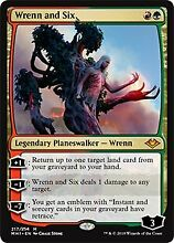 And six modern horizons mint red