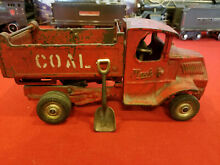 Cast iron mack coal high lift dump