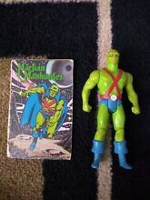 Martian manhunter 1984 dc action