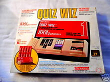 1970 s quiz wiz game by complete