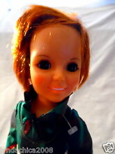 Doll by ideal 1968 18 inches