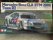 Mercedes benz clk dtm 2000 team d2