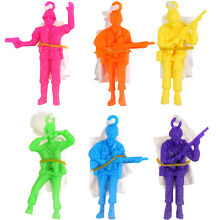 Parachuting toy soldiers boys favor