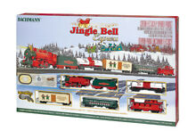 Jingle bell express train set ho