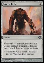 Mtg 4x rusted relic scars of