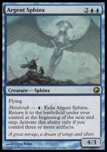 Mtg 4x argent sphinx scars of