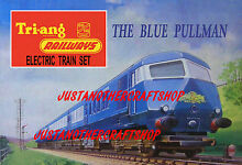 Triang hornby ferrovia the blue