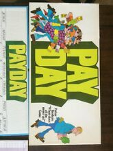 Pay day board game by parker