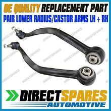 Ford territory front lower radius