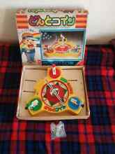 Toy japan donto coin tin toy anni