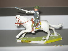 Toy soldiers original mounted