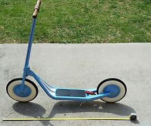Toy pressed steel large scooter usa