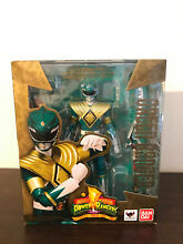 Power rangers s h figuarts green