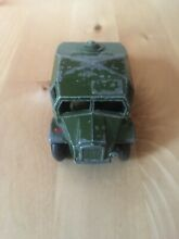 Dinky toys tractor militar