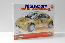 1 18 bburago vw new beetle safari
