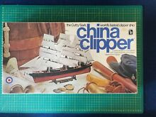 Cutty sark ship model kit new and