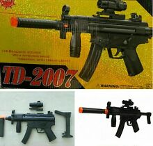 Commando combat kids toy rifle gun