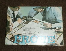 Parker brothers game of words probe